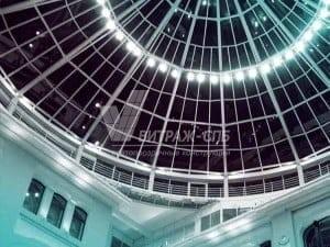 атриумы и купола