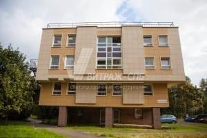 Административное здание-Витраж СПб