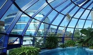 Светопрозрачные конструкции – комфортное новшество для вашего дома-Витраж СПб