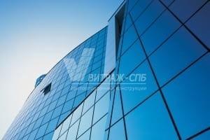 Особенности структурного остекления фасадов-Витраж СПб