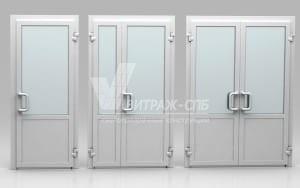 Чем обоснована популярность алюминиевых дверей?-Витраж СПб