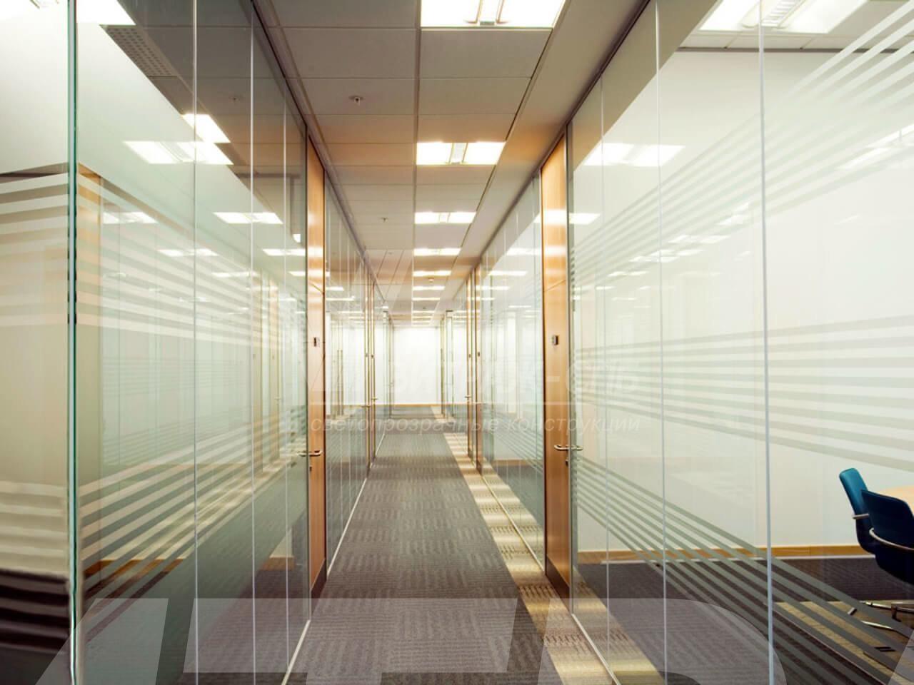 Важные достоинства стеклянных перегородок-Витраж СПб